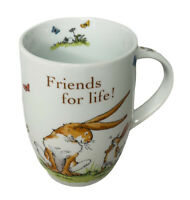 Konitz Guess How Much I Love You Collection Friends For Life Tea Coffee Mug Cup