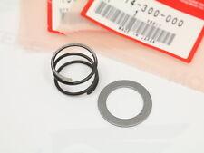Honda GL 650 Spring Washer Set Oil Filter Genuine New