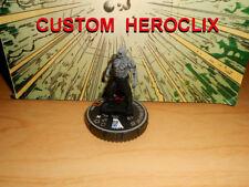 CUSTOM Heroclix LEX LUTHOR, God of Apokolpis chase Harley Quinn Gotham Girls