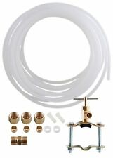 Refrigerator Ice Maker Humidifier Water Line Tubing Installation Kit Poly Tubing
