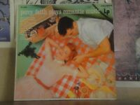 PERCY FAITH, PLAYS ROMANTIC MUSIC - LP CL 526 CHEESECAKE