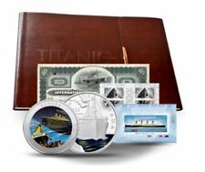 "Canada - ""SHIPS ~ TITANIC COLLECTOR'S SET 2012"" Stamps + Coin Cover + Coin !"