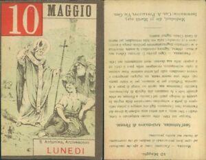SANT'ANTONINO,ARCIVESCOVO  -ASSOLUTA R@RIT@' SANTINO DI LUNEDI 10 MAGGIO 1937