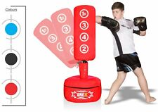Free Standing Boxing Punching Stand For Kids Target Kickboxing Sports Pads Dummy