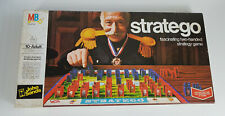 Vintage 1969 Milton Bradley Stratego Board Game