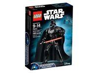 LEGO® Star Wars 75111 Buildable Figures Darth Vader™ -  NEU / OVP