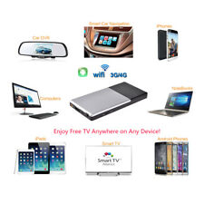 Car HD Wireless TV Box DVB-T/T2 Mobile Digital TV Receiver for iOS Android Phone