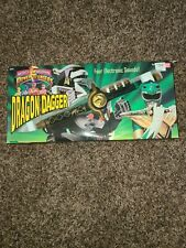 Original 1993 DRAGON DAGGER Mighty Morphin Power Rangers