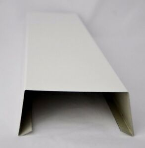 Mauerabdeckung pro m2 ( alle RAL Farben ) nach Wunsch gefertigt  Alu Blech 1,2mm