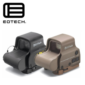 EOTech EXPS 3-0 Black TAN Leuchtpunktvisier A65 Abs. IR Rotpunkt Weaver Red Dot
