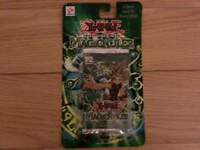 YUGIOH MAGIC RULER BOOSTER PACK IN BLISTER PACKAGING FACTORY SEALED