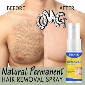Magic! Natural Hair Removal Spray Shave For Arm Leg Body Care For Man&Women VR4S