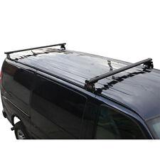 Black H3 2 bar ladder roof cargo rack for 2002-06 Sprinter Low Top