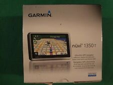 2010 GARMIN NÜVI 1350T GPS WITH ACCESORIES