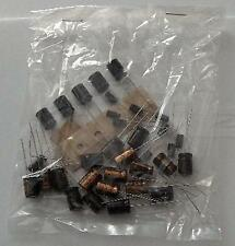 <> MERIT <> FORCE MOTHERBOARD FULL CAPACITOR KIT   MEGATOUCH