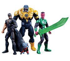 "SDCC 2013 Exclusive Dc Comics Green Lantern 3 3/4"" 4-Pack"