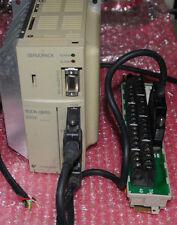 Yaskawa SGDA-08AS Servopack with JUSP-TA36P terminal block and cables