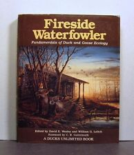 Fireside Waterfowler,  Duck and Goose Ecology,  Birds, Mexico to Canada