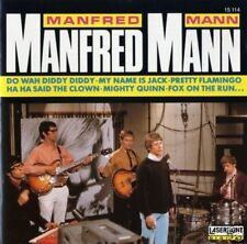 CD - MANFRED MANN  (MADE IN GERMANY) STORE NEW  ESCÚCHALO - LISTEN