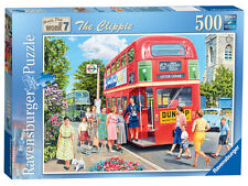 Happy Days At Work - The Clippie 500 Piece Ravensburger Jigsaw Puzzle