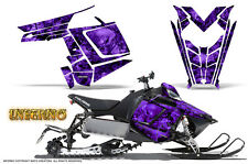 POLARIS RUSH PRO RMK 600/800 SLED SNOWMOBILE GRAPHICS KIT CREATORX INFERNO INFPR
