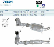 Pot catalytique Saab 9-3 2.0i 16V 1985cc 110Kw/150cv B205E 00>03, Magnaflow