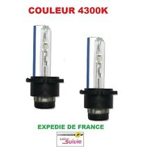 2 AMPOULES XENON OPEL ASTRA OMEGA SIGNUM D2S 35W BLANC 4300K NEUF