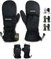 RAPDOM Breathable Water Proof Mittens Gloves Military Patrol Army Shooting