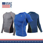 Mens COOVY Rash Guard Surf Swim Shirt Water Sports SPF Protection Tight Fit