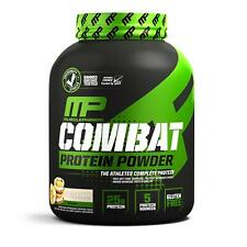 MusclePharm Combat Protein Powder - Essential blend of Whey, Isolate, Casein and