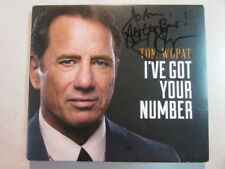 TOM WOPAT I'VE GOT YOUR NUMBER AUTOGRAPHED 2012 14 TRK CD DUKES OF HAZZARD ACTOR