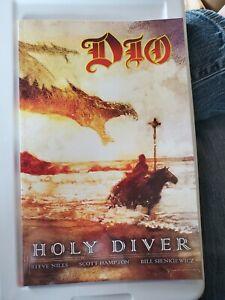 DIO Holy Diver TPB Z2 Comics Steve Niles