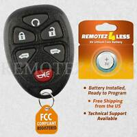 Keyless Entry Remote for 2005 2006 2007 2008 2009 Chevrolet Uplander Car Key Fob