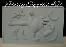 Disney Jungle Book silicone mould/mold Chocolate/party/fondant/sweet/king Louis