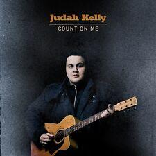 JUDAH KELLY COUNT ON ME The Voice Australia 2017 Winner CD NEW