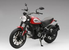 Ducati Scrambler 2015 Rosso Ducati Moto Motorbike 1:12 Model