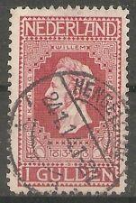nederland  98 gestempeld  c.w.  €  25,00 Hengelo 24-1-1914