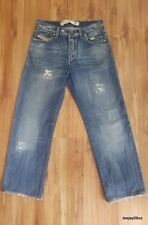 ~NICE!~ Men's Diesel Industry ZATHAN 008kk Jeans 31 X 29 Made In Italy