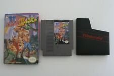 Ikari Warriors III The Rescue NES Game Box Nintendo