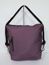 Neu Mandarina Duck Schultertasche Rucksack Tasche Hobo Bag Hunter 4-17 UVP 130€