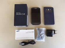 SAMSUNG GALAXY S3 SIII GT-I9300 PEBBLE BLUE 16GB ANDROID 4.3 COMPLETO OTTIMO