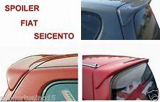 SPOILER ALETTONE  FIAT 600 GREZZO E CON COLLA OFFER PRIMAVERA ST285-F089GK