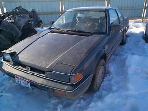 1985 Honda Prelude AXLE SHAFT Left MT