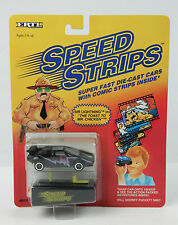 Ertl Speed Strips Sir Lightning Black Lamborghini Mint in Package 4810