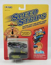Ertl Speed Strips Sir Lightning Black Lamborghini Mint in Package 4810