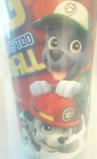 Paw patrol juice/milk travel cup with straw