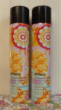 LOT OF 2 AMIKA TOUCHABLE HAIRSPRAY 10 OZ X 2 STRONG FLEXIBLE HOLD hair spray
