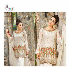 Salwar Kameez for Women - Designer Embroidery Georgette Salwar Suit
