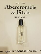 NEW .5 oz Abercrombie & Fitch Mens WOODS Cologne 0.5 Mini 15 ml not 1.7 or 3.4