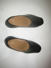 Señoras Negras Clarks Zapatos Talla 5 Usado en excelente condición.